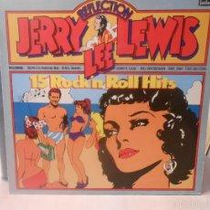 Discos de vinilo: JERRY LEE LEWIS. Lote 58185176