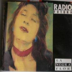 Discos de vinilo: RADIO FUTURA - LA NEGRA FLOR (MX) 1987. Lote 58188138