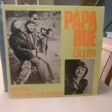 Discos de vinilo: MED LILLER & PAPA BUE - DANSK DET ER BEDST. Lote 58195572