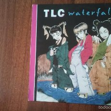 Discos de vinilo: TLC -WATERFALLS.MAXI. Lote 58199745
