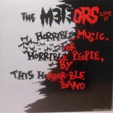Discos de vinilo: THE METEORS - LIVE II. Lote 58201446