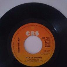 Discos de vinilo: GOOMBAY DANCE BAND - SOL DE JAMAICA - ISLA DE SUEÑOS - AÑO 1980 - CBS -REFM1E4BOES47DISIN. Lote 58205949