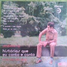 Discos de vinilo: LP PÉ. ZEZINHO - HISTÓRIAS QUE EU CONTO E CANTO. Lote 58207026