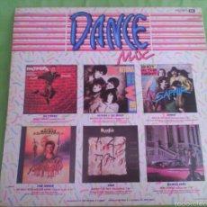 Discos de vinilo: LP VARIOS - DANCE MIX / VERSIONES MAXISINGLE. Lote 58207162