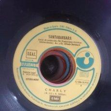 Discos de vinilo: SANTABARBARA -- SAN JOSE - CHARLY - AÑO 1973 - EMI. Lote 58207442