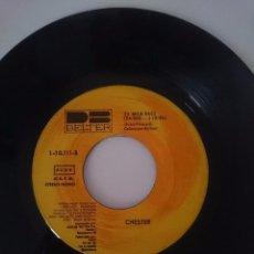 Discos de vinilo: CHESTER - SHABADURA - 24 MILA BACI - AÑO 1980 - BELTER. Lote 58207479