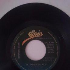 Discos de vinilo: GEORGIE DANN - BOUZOUKI - EL JARDIN DE ALA - AÑO 1980. Lote 58207507