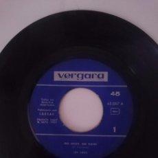 Discos de vinilo: LOS SIREX - QUE BUENO QUE BUENO - CHAO CHAO -AÑO 1965 -VERGARA -REFM1E4BOES47DISIN. Lote 58207521