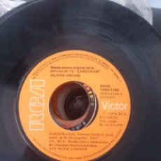 Discos de vinilo: B.S.O PELUCULA SANDOKAN - SANDOKAN - SWEET LADY BLUE - AÑO 1975 - RCA-VICTOR -REFM1E4BOES47DISIN. Lote 58207553