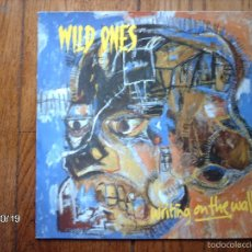 Discos de vinilo: WILD ONES - WRITING ON THE WALL . Lote 58211026
