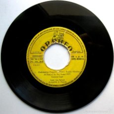 Discos de vinilo: JUAN BARBARÁ - ONDAMARINA / ROGAR - FESTIVAL SAN REMO 1957 - SINGLE ORPHEO 1957 BPY. Lote 58212032