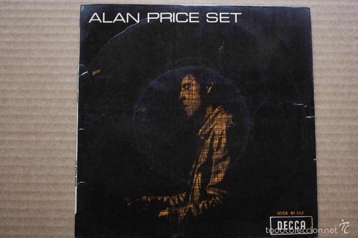 ALAN PRICE SET- SIMON SMITH AND THE AMAZING DANCING BEAR+3-SPAIN EP 1967- W/ TRICENTRE -THE ANIMALS. (Música - Discos de Vinilo - EPs - Pop - Rock Internacional de los 50 y 60)