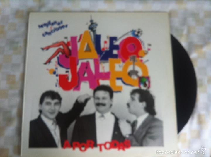 LP JALEO JALEO-A POR TODAS (Música - Discos - LP Vinilo - Solistas Españoles de los 70 a la actualidad)