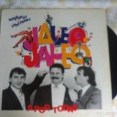 Discos de vinilo: LP JALEO JALEO-A POR TODAS. Lote 58213878