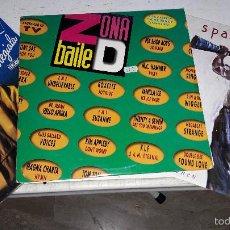 Discos de vinilo: LOTE 2 MAXIS Y UN DOBLE LP LOS DE LA FOTO BUEN ESTADO. Lote 58215989