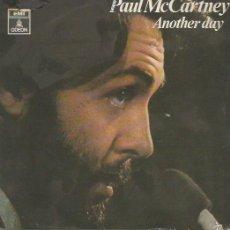 Discos de vinilo: PAUL MACCARTNEY (BEATLES) SINGLE SELLO EMI-ODEON AÑO 1971 EDITADO EN ESPAÑA. Lote 58228688