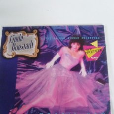 Discos de vinilo: LINDA RONSTADT WHAT'S NEW ( 1983 ASYLUM GERMANY ) NELSON RIDDLE ORCHESTRA PETER ASHER. Lote 58231871