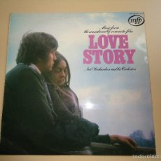 Discos de vinilo: L.P. BANDA NSONORA DE LOVE STORY. NEIL RICHARDSON AND HIS ORCHESTRA.. Lote 58232889