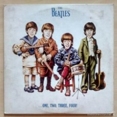 Discos de vinilo: THE BEATLES - ...ONE, TWO, THREE, FOUR! - UNOFFICIAL - TURQUIA 1982. Lote 58238892