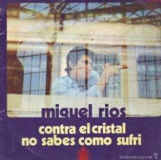 Discos de vinilo: MIGUEL RIOS .. SINGLE. Lote 58245628