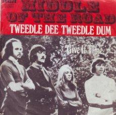 Discos de vinilo: MIDDLE OF THE ROAD .. SINGLE. Lote 58245748