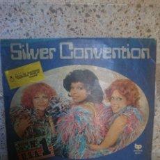 Discos de vinilo: SILVER CONVENTION - GET UP AND BOOGIE - CON PORTADAS EN MAL ESTADO -- REFALYAEMEX9MECOMITI. Lote 58248909