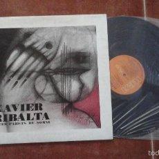 Discos de vinilo: XAVIER RIBALTA ?– ALTRES PARETS DE SOMNI LP: RCA VICTOR ?– PL-35130. Lote 58248948
