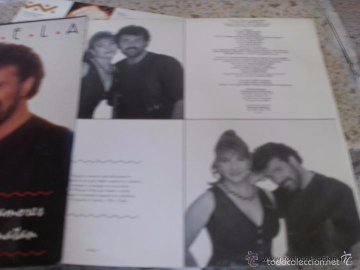 Discos de vinilo: PIMPINELA- HAY AMORES QUE MATAN --SOLAMENTE ESTUCHE SIN DISCO -EN MAL ESTADO - Foto 4 - 58248953