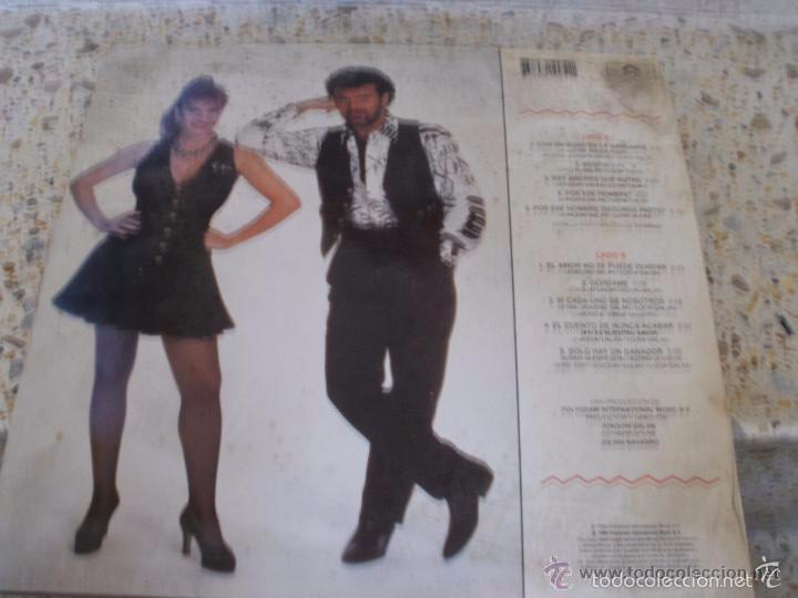Discos de vinilo: PIMPINELA- HAY AMORES QUE MATAN --SOLAMENTE ESTUCHE SIN DISCO -EN MAL ESTADO - Foto 6 - 58248953