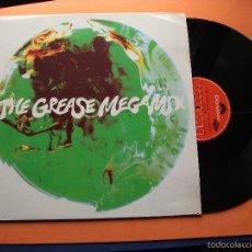 Discos de vinilo: JOHN TRAVOLTA & OLIVIA NEWTON-JOHN – THE GREASE MEGAMIX - (ESPAÑA-POLYDOR-1990) MAXISINGLE PEPETO. Lote 58249647