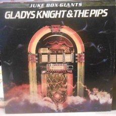 Discos de vinilo: GLADYS KNIGHT & THE PIPS. Lote 58258658