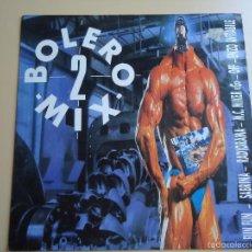 Discos de vinilo: L.P. BOLERO MIX 2 FUN FUN, SABRINA, RADIORAMA, M.C. MIKER ((G))- - ENZO AVITABILE. OFF. VER MÁS.. Lote 263810220
