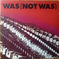 Discos de vinilo: WAS (NOT WAS) : WAS (NOT WAS) [USA 1981] LP/RE. Lote 55051627