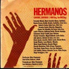 Discos de vinilo: HERMANOS -- SINGLE. Lote 58272555