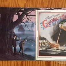 Discos de vinilo: LA GUERRA DE LOS MUNDOS - VERSION MUSICAL DE JEFF WAYNE - VINILO - LP - MÚSICA CINE. Lote 58274744