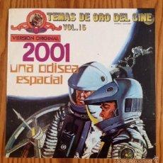 Discos de vinilo: TEMAS DE ORO DEL CINE - VOL.15 - MUSICA - VINILO - LP. Lote 58274868