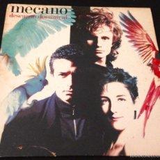 Discos de vinilo: MECANO DESCANSO DOMINICAL - LP VINILO. Lote 58280701