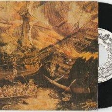 Discos de vinilo: LOS NIKIS - SANGRE EN EL MUSEO DE CERA + 3 (EP LOLLIPOP 1982). Lote 58281000