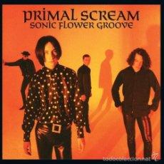 Discos de vinilo: LP PRIMAL SCREAM SONIC FLOWER GROOVE VINILO 180G+ MP3 DOWNLOAD. Lote 58294328