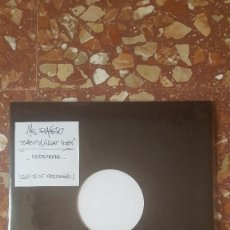 Discos de vinilo: VINILO 2LP MR. RANGO - BABY TU/ NIGHT FEVER (INSTRUMENTALES) RARISIMO!! NUNCA COMERCIALIZADO. RAP . Lote 58297223