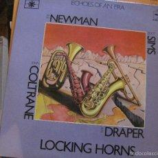 Discos de vinilo: LP-JOE NEWMAN ZOOT SIMS RAY DRAPER JOHN COLTRANE DOBLE LP ROULETTE MARFER 14. Lote 58297333