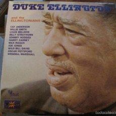 Discos de vinilo: LP-DUKE ELLINGTON & THE ELLIGTONIANS MARFER 125 DOBLE LP JAZZ. Lote 58297602