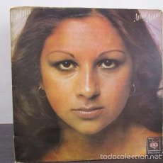 Discos de vinilo: LOLITA AMOR AMOR 1975 CBS COLOMBIA LP VINILO VINYL MUSICA CBS D1 VG. Lote 58303873