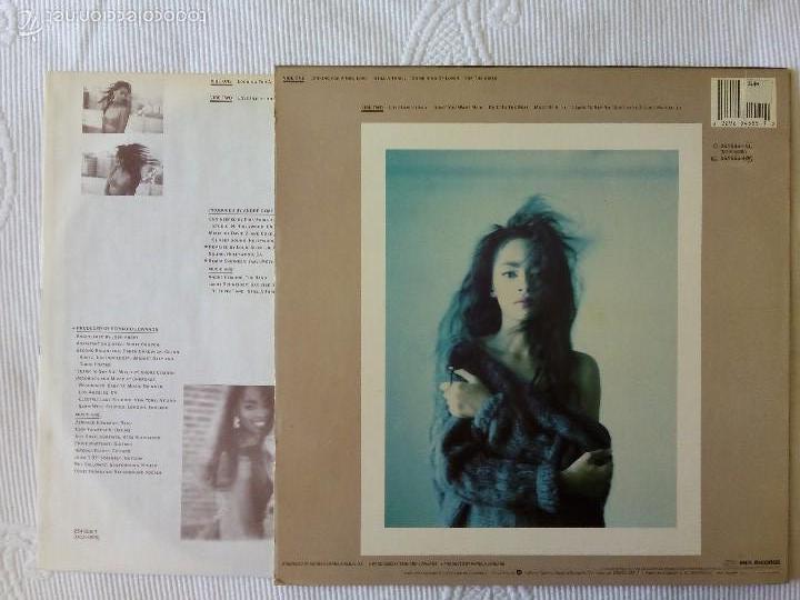 Discos de vinilo: JODY WATLEY, IDEM (WEA) LP ESPAÑA - Foto 2 - 58322252