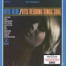 Discos de vinilo: LP OTIS REDDING OTIS BLUE 180G VINILO AZUL. Lote 66199829