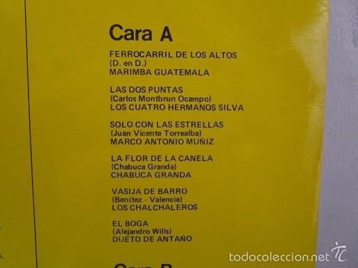 Discos de vinilo: aires latinoamericanos varios lp musica vinilo vol.3 1987 - Foto 2 - 58330780