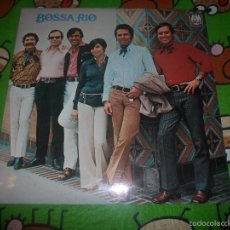 Discos de vinilo: BOSSA RIO -LP ORIGINAL ESPAÑOL 1969. Lote 58331522