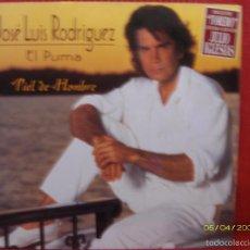 Discos de vinilo: JOSE LUIS RODRIGUEZ -EL PUMA- PIEL DE HOMBRE. Lote 58333177