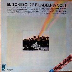 Discos de vinilo: V / A : EL SONIDO DE FILADELFIA VOL.1 [ESP 1974] LP/COMP. Lote 55031827