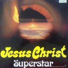 Discos de vinilo: BENY DAAM ORCHESTRA AND SINGERS - JESUS CHRIST SUPERSTAR . LP .PALOBAL 1974. Lote 58337525